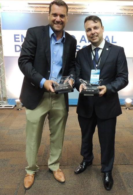 Prof. Glauco e Prof. Murillo