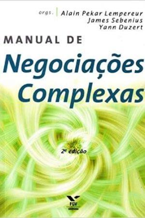 Manual das Negociações Complexas